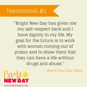 BND Testimonial #1