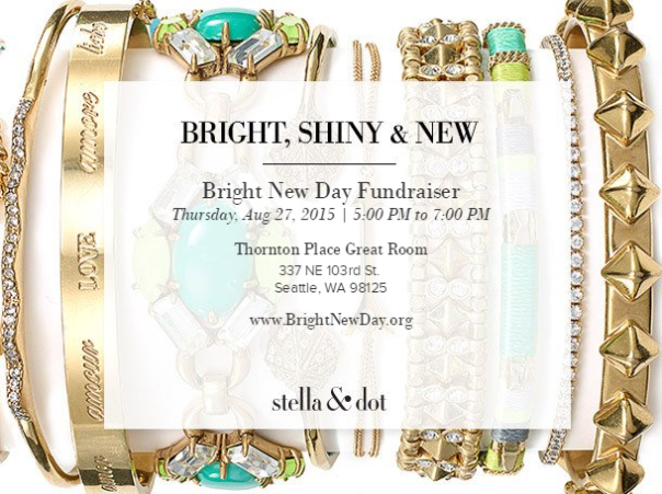 Bright New Day Invitation